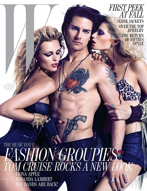 tom-cruise-w-magazine-0612- (9) tom cruise shirtless rock of ages magazine cover sexy hot ripped w magazine june 2012 stacey jaxx rock of ages