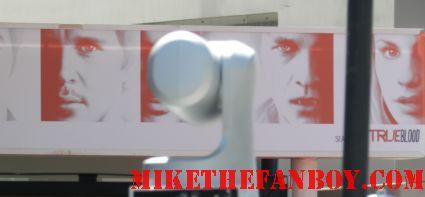 True Blood Season 5 Premiere Report! With Alexander Skarsgard! Stephen Moyer! Rutina Wesley! Sam Trammell! Nelson Ellis! Joe Manganiello! Kristin Bauer! Autographs! Photos! and More!