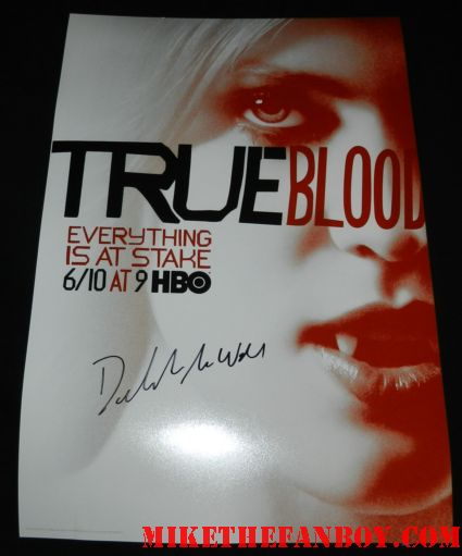 deborah ann wohl signed autograph promo true blood season 5 promo movie poster promo jessica vampire