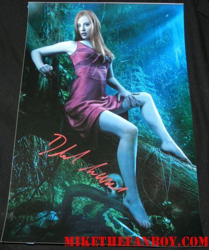 deborah ann wohl signed autograph promo true blood season 3 promo movie poster promo jessica vampire