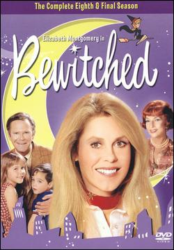 bewitched rare promo press season 1 box art cover elizabeth montgomery samantha darren numer 2 rare promo cover hot