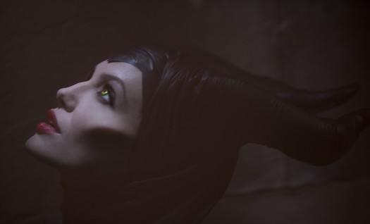 MALEFICENT rare promo still Angelina Jolie Walt Disney sleepy beauty remake 2013