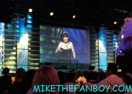 pauley perrette hosting the third annual thirst gala to benefit the thirst project at the beverly hilton
