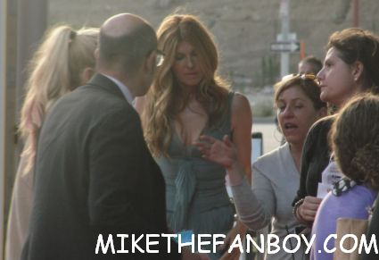connie britton arriving to the seeking a friend at the end of the world premiere part of the LA Film fest