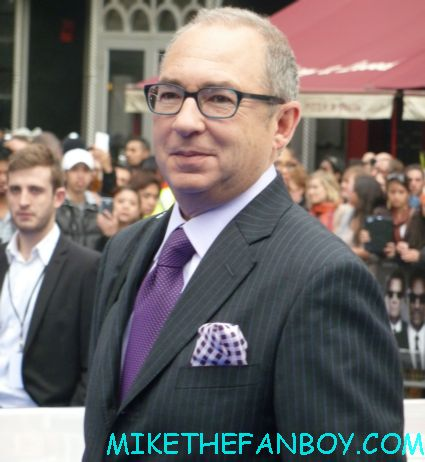 director barry sonnenfeld arriving to the uk premiere of men in black III 3 men in black dancers the men in black III 3 uk movie premiere red carpet with will smith josh brolin emma thompson and more