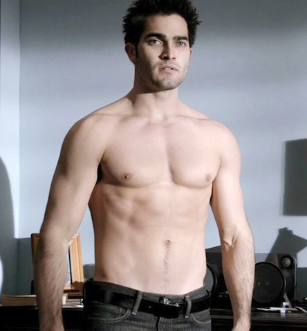Tyler Hoechlin Derek Hale Teen Wolf tyler-hoechlin sexy hot shirtless photo muscle abs bicep rare promo photo shoot damn fine sexy rare promo
