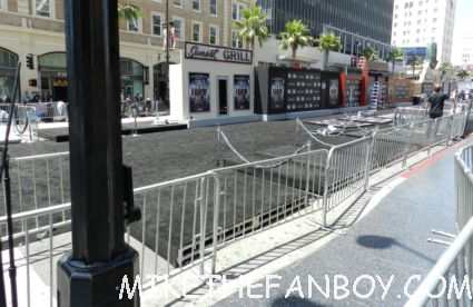 rock of ages movie premiere red carpet sunset strip rare promo tom cruise rare signing autographs malin akerman