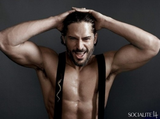 joe manganiello sexy hot shirtless naked photo shoot rare promo rare magic mike stripper