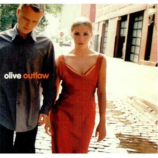 Olive-Outlaw rare promo cd single artwork cover art rare hot sexy singers