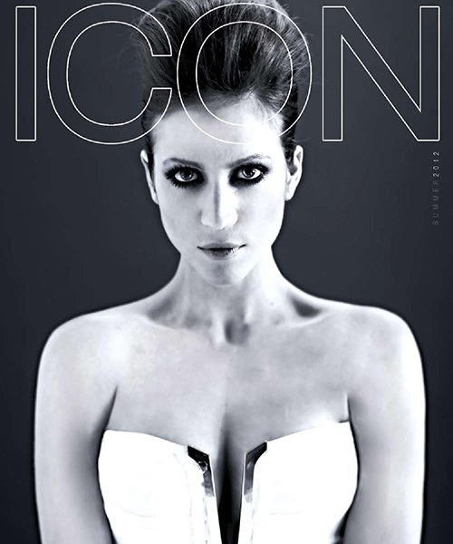 brittany-snow-icon-summer-2012- (7)brittany snow hot sexy magazine cover rare promo icon magazine cover rare promo photo shoot pitch perfect hairspray