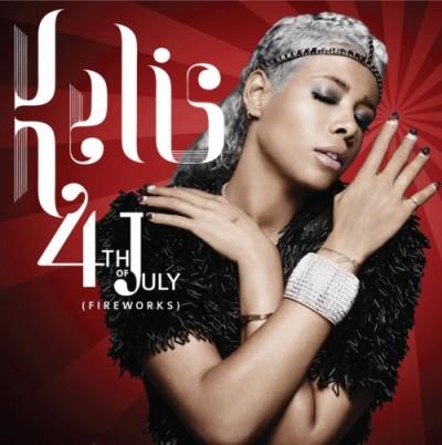 kelis 4th of july rare promo cd single artwork cover rare promo milkshake hot sexy singer