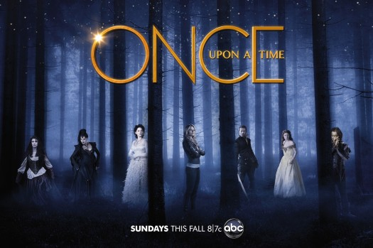 onceuponatime_sdcc_poster_full rare promo abc once upon a time rare promo poster limited edition san diego comic con exclusive sdcc 2012 season 2