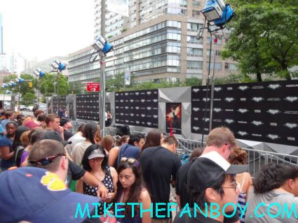 tom hardy arriving to the dark knight Rises world movie premiere in new york city rare promo hot