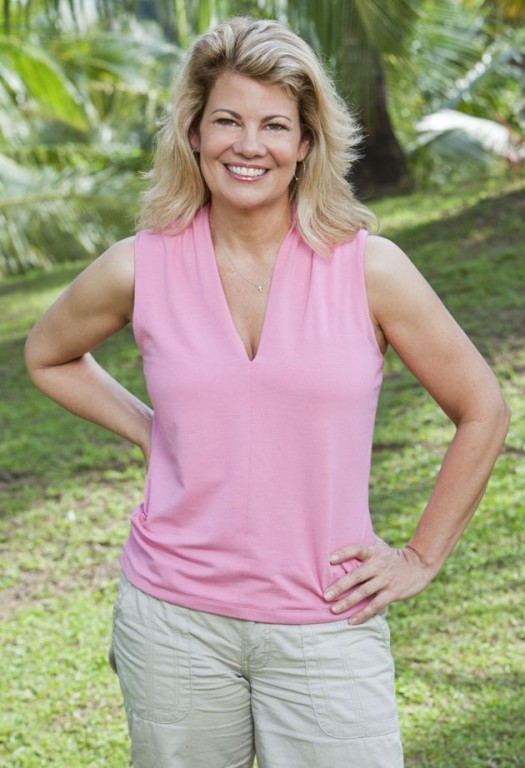 Lisa Whelchel 2012 survivor philippines individual photo press promo former facts of life star hot at 49 years old now