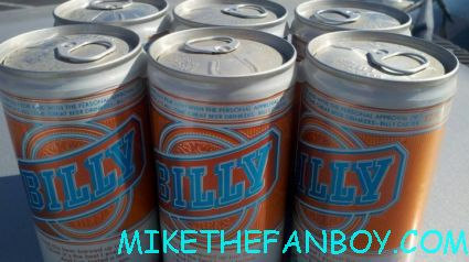 a six pack of world famous billy beer found at a flea market n pasadena rose bowl