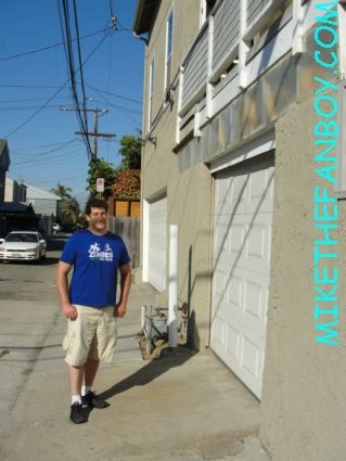angela bennett's house from the net location in venice ca next to the venice canals rare promo hot filming locations