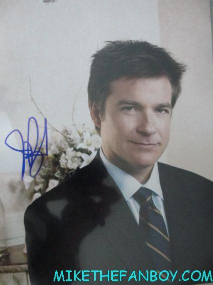 jason bateman signed autograph photo rare headshot the hogan family extract