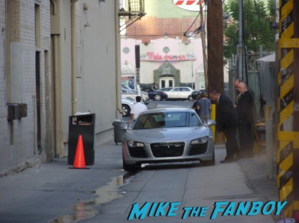 gordon ramsay leaving his car running in an ally signed autograph rare promo hot kitched dude