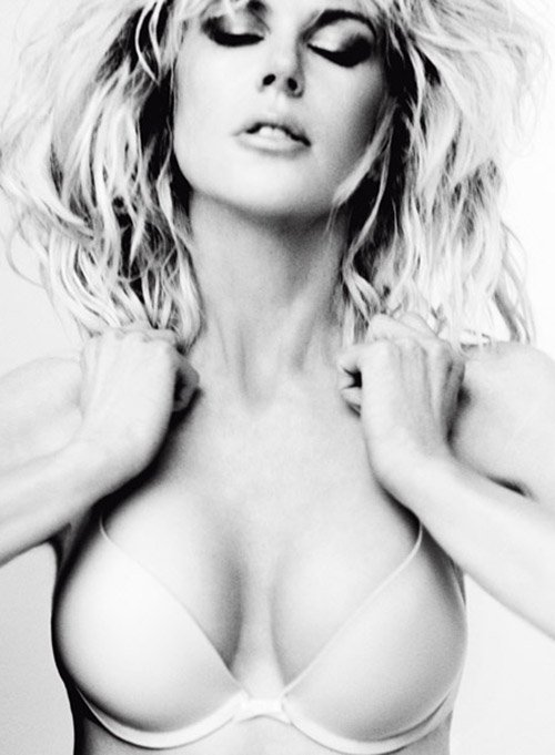 Nicole Kidman Nude Naked V MAgazine cover hot sexy photo shoot rare promo the paperboy pee zac efron practical magic cold mountain