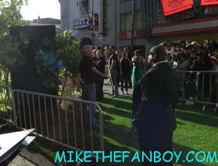 bbruce boxleitner signing autographs at the odd life of timothy green world movie premiere in hollywood at the el capitan theatre rare promo jennifer garner joel edgerton