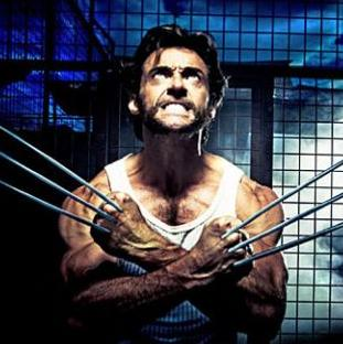 x men origins wolverine pissed off muscle tank top promo photo hot sexy muscle workout rare