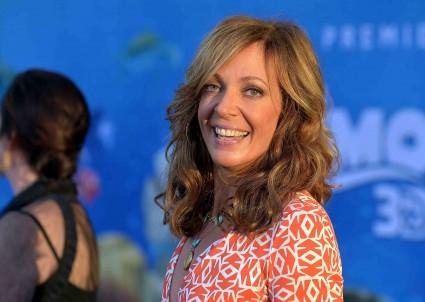 "allison Janney Premiere Of Disney Pixar's ""Finding Nemo"" Disney Digital 3D - Red Carpet"