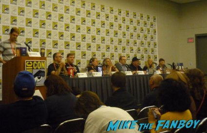 hot town fairies in the city panel comic con 2012 Benjamin Tate (moderator), S.G. Browne, J.F. Lewis, Seanan McGuire, Kat Richardson, Anton Strout, Kevin Hearne, Jennifer Bosworth, and Jeanne Stein