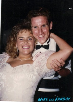 pinky fashioned her prom dress prom photo 1991 pink dress rare hot sexy prom queen
