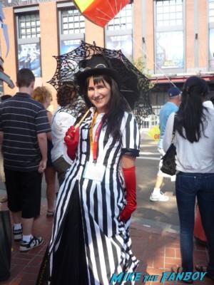 Alexia Tarabotti cosplay  hot sexy girl at san diego comic con 2012 sdcc 2012 rare promo sexy