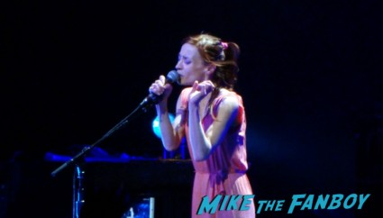 fiona apple greek theater los angeles ca concert photo rare promo live september 14th 2012 hot sexy rare
