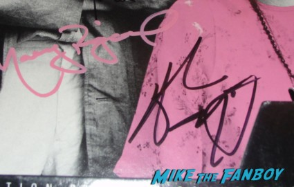 andrew mccarthy signed autograph signature pretty in pink counter standee movie poster rare promo hot