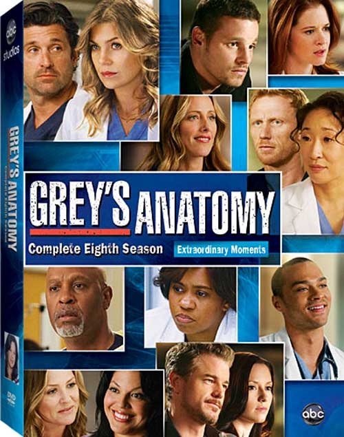 grey's anatomy season 8 promo dvd cover key art rare patrick dempsey sandra oh grey's anatomy season 8 press promo photo hot grey's anatomy season 8 rare promo cast photo patrick dempsey hot sexy ellen pompeo promo photo