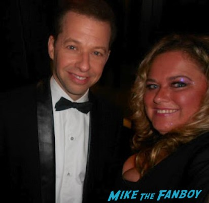 jon cryer with pinky at the emmys 2012 1980s star pretty in pink hiding out 2 1/2 men