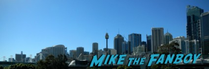 Sydney australia the filming location for the matrix trilogy city view rare promo neo hot sexy keanu reeves