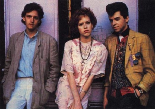 pretty in pink rare press promo still john hughes classic jon cryer andrew mccarthy molly ringwald duckie dale blaine andie andrew mccarthy rare promo press photo still blaine hot sexy less than zero pretty in pink weekend at bernies pretty-in-pink-blane