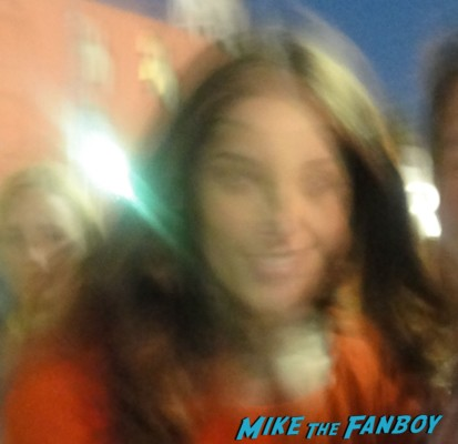 billy from mike the fanboy with twilight star ashley greene promo hot sexy rare promo