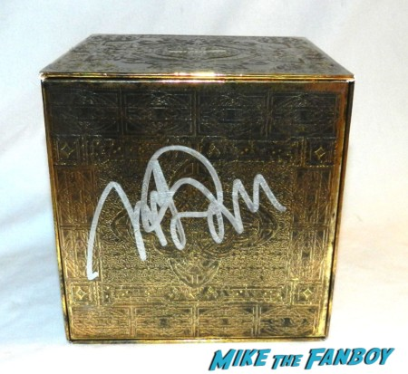 Merrin Dungey signed autograph alias complete series rambaldi box set signed promo rare