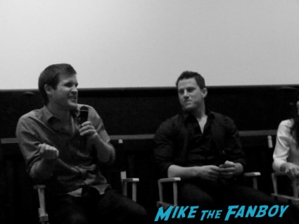jamie linden director of 10 year reunion with sexy studmuffin channing tatum 10 Year Reunion Movie Review And Q And A Recap