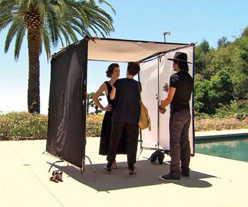 Milla Jovovich hot sexy flare magazine october 2012 magazine cover rare promo photo shoot sexy fifth element star rare promo resident evil