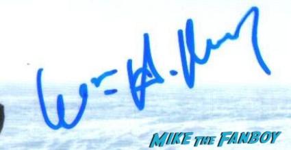 william h macy signed fargo mini movie poster rare promo autograph promo frances mcdormand