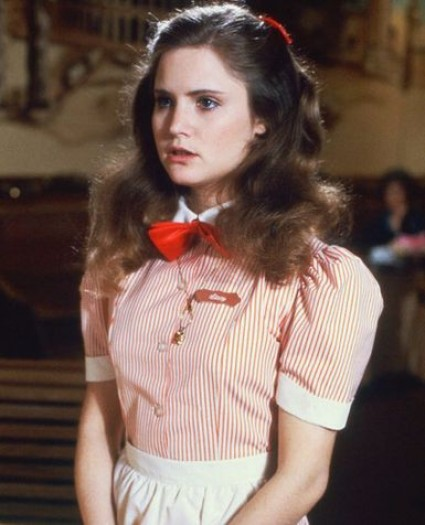 Fast Times At Ridgemont High jennifer jason leigh rare press promo still hot sexy waitress rare promo
