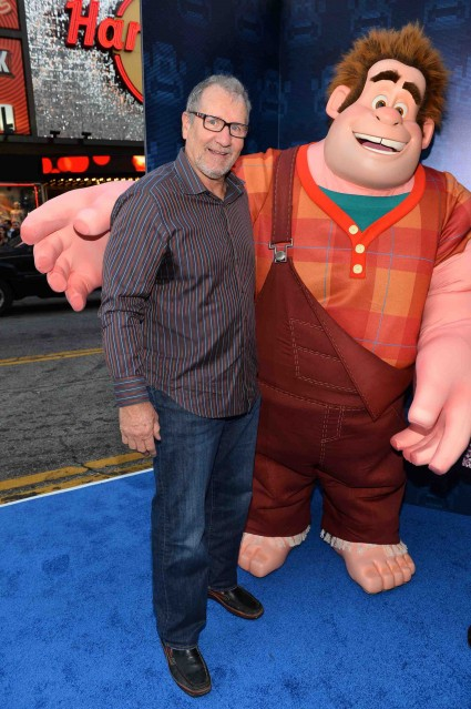 "modern family star ed o'neill at the Premiere Of Walt Disney Animation Studios' ""Wreck-It Ralph"" - Red Carpet"