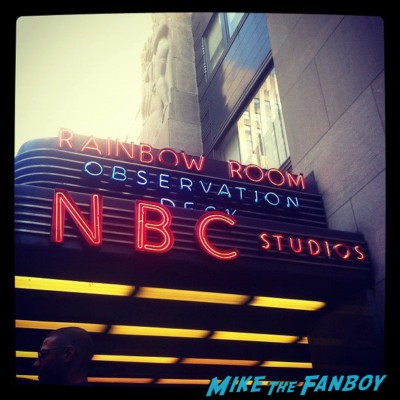 nbc studios 30 rockefeller ave 30 rock rare promo saturday night live studios snl rare promo