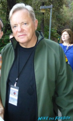 bernard sumner signing autographs for fans from new order rare promo los angeles greek theater signed regret 12: LP