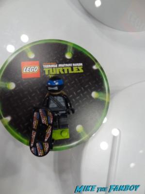 Lego TMNT teenage mutant ninja turtles rare promo lego new prototype hot