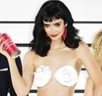 Don't Trust The B- In Apt 23 rare promo season 2 poster whipped cream bikini krysten ritter hot sexy naked photo damn fine james van der beek