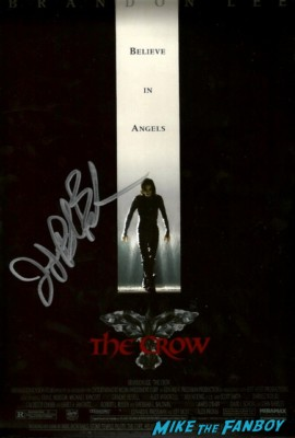jennifer blanc signed autograph the crow movie poster rare promo hot sexy the victim signing The Victim dvd autograph signing at dark delicacies Writer/director/star Michael Biehn; Co-star/producer Jennifer Blanc-Biehn; Co-stars Danielle Harris (schedule permitting), Tanya Newbould and Alyssa Lobit; Soundtrack songwriter Randy Chance…