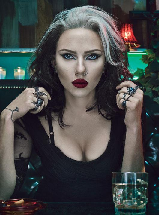 Scarlett Johansson w magazine november 2012 magazine cover hot sexy photo shoot rare promo sex prom