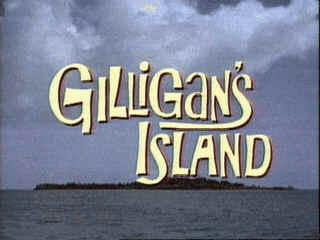 gilligan's island title credits logo rare press promo still bob denver rare sitcom hot rare font