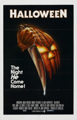 halloween rare promo one sheet movie poster jamie lee curtis rare promo movie poster hot sexy laurie strode